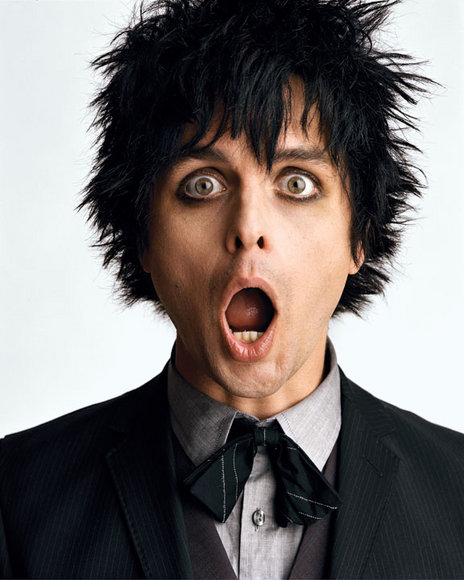 Billie Joe portrait