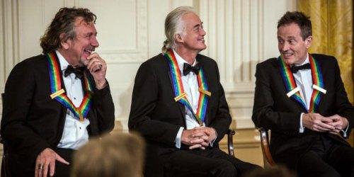 Led Zeppelin Kenny Award