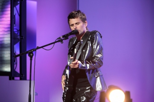 Muse au grand journal