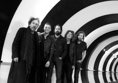 Tim Burton and The Killers
