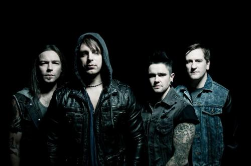 Bullet For My Valentine 2013