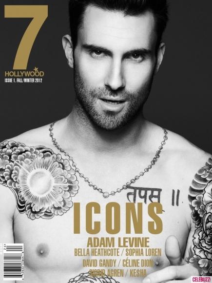 Adam Levine Cover
