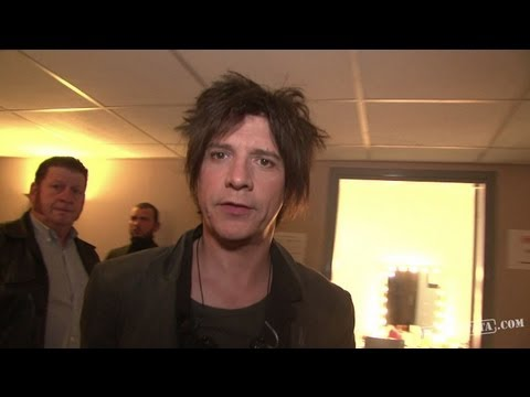 Indochine backstage Taratata