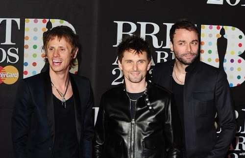 Muse Brit Awards 2013