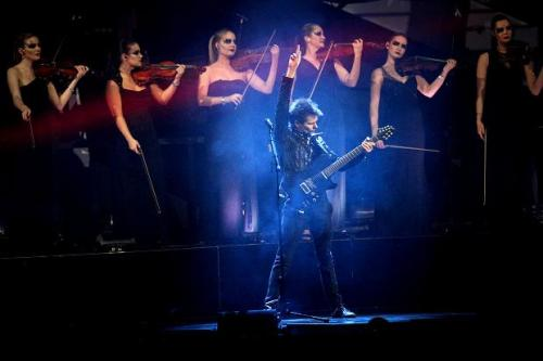 Muse live Brit Awards