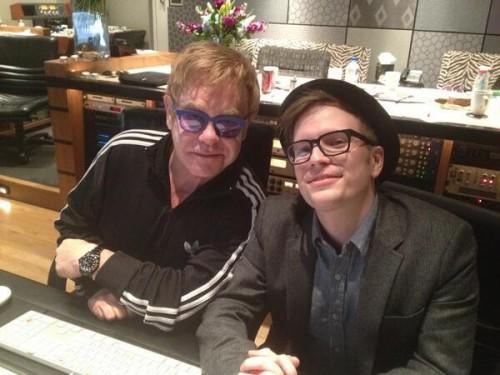 FOB Elton john photo