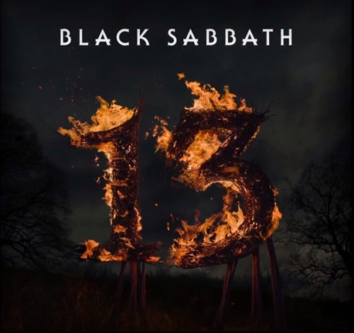 Black Sabbath 13 cover