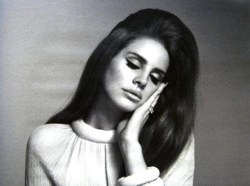 Lana Del Rey vintage