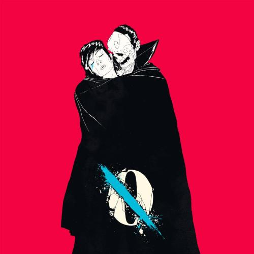 QOTSA My God Is The Sun artwork