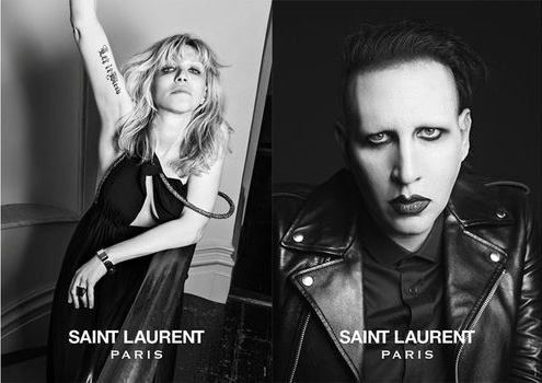 YSL courtney et manson