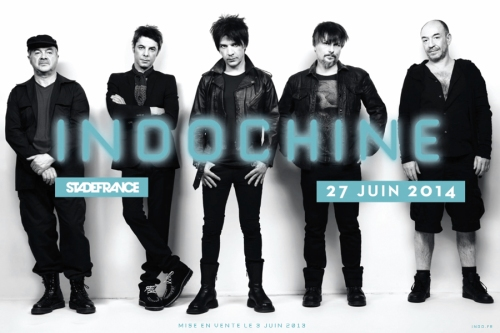Indochine SDF 27 juin 2014