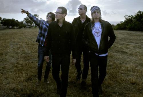 Stone Temple Pilots avec Chester Bennington