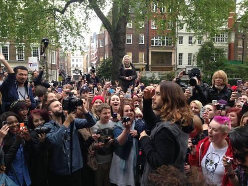 TSTM london gig