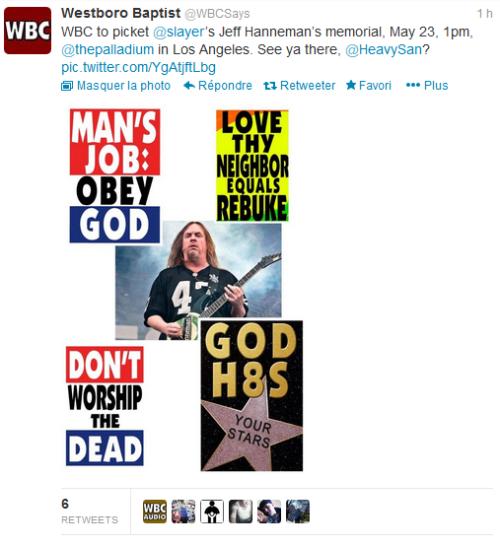 WBC twitt