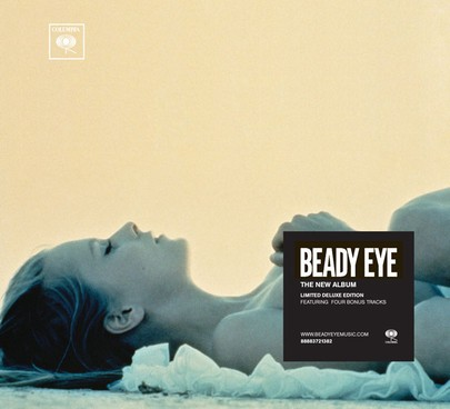 Beady Eye Censored Cover Album BE