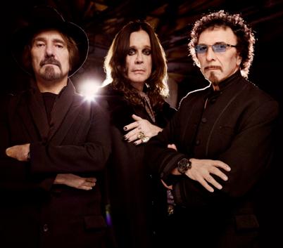 Black Sabbath dark