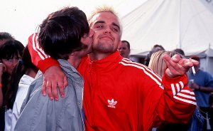 Liam Gallagher Robbie Williams