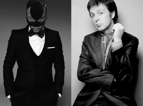Paul McCartney et Bloody Beetroots