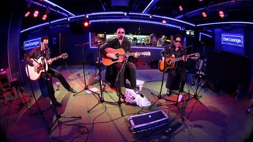 QOTSA BBC Radio 1's Live Lounge