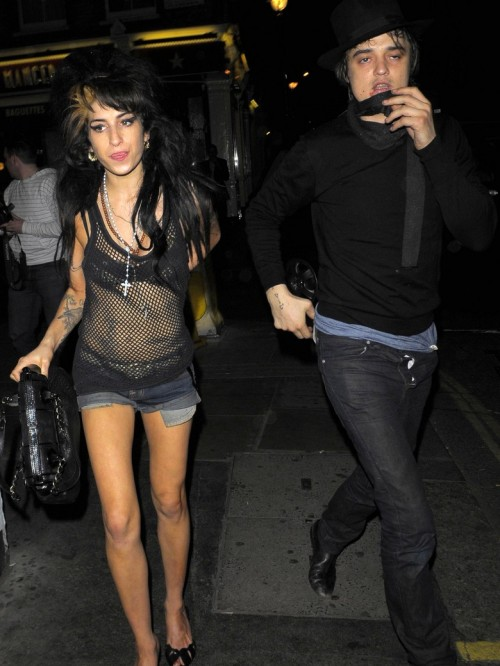 Amy-Winehouse Pete Doherty
