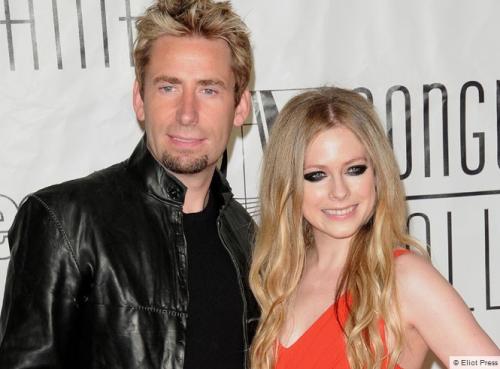 Avril Lavigne et Chad Kroeger