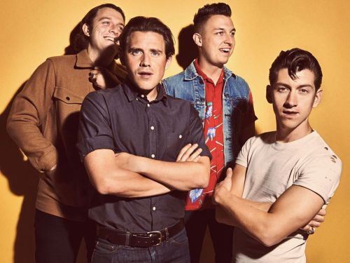 Arctic Monkeys août 2013