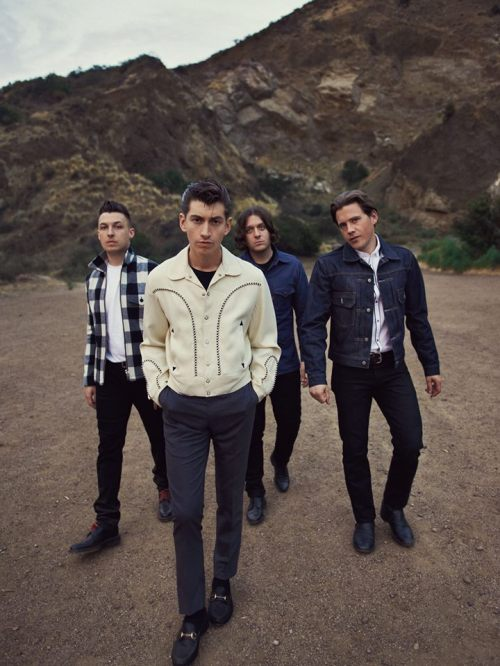 Arctic Monkeys Juin 2013