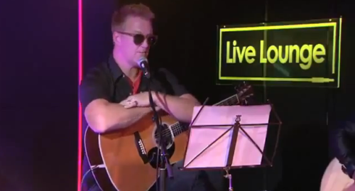 BBC Radio 1 Live Lounge September 2013