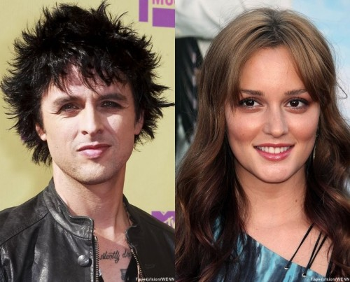 Billie Joe Armstrong Leighton Meester