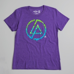 Ladies Linkin Park Tee_Front