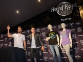 Linkin Park Unveils Hard RockÕs Signature Series: Edition 31 Merchandise