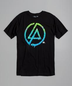 Mens Linkin Park Tee Black_Front