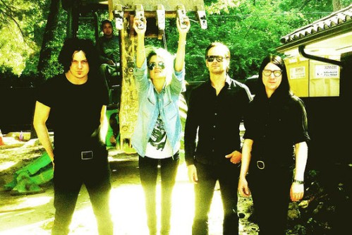 the dead weather 2013